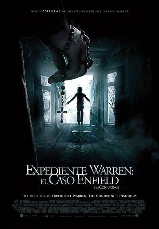 Expediente Warren: El caso de Enfield (The Conjuring 2)
