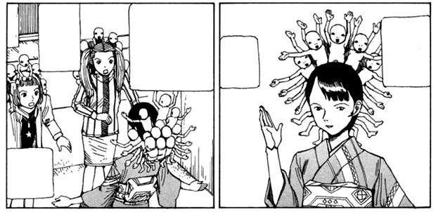 Fetus Collection - viñetas del manga