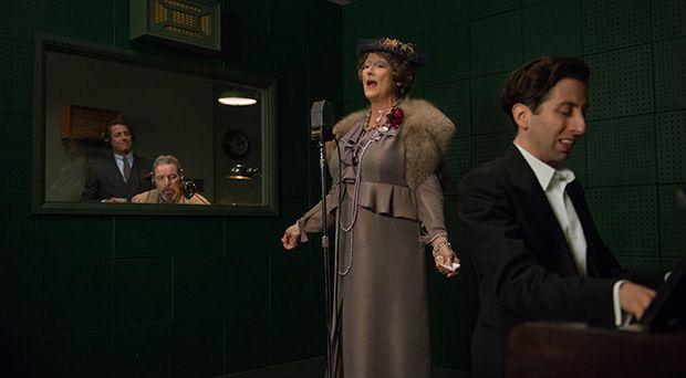 Meryl Streep, Hugh Grant, ...