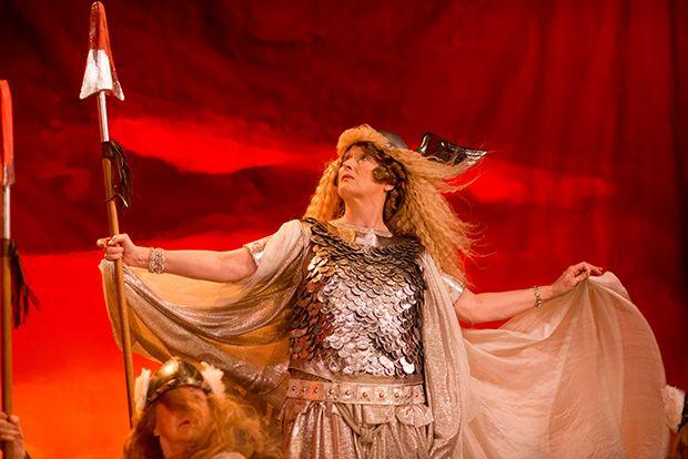 Meryl Streep en todo su esplendor