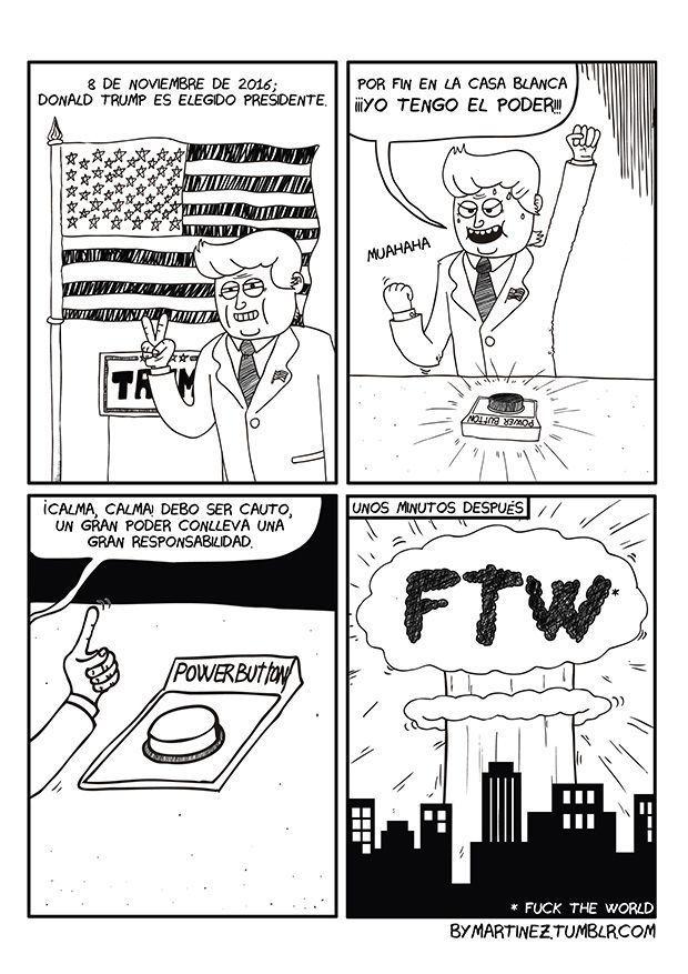 FTW - El incidente