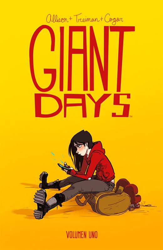 Giant Days. Volumen 1