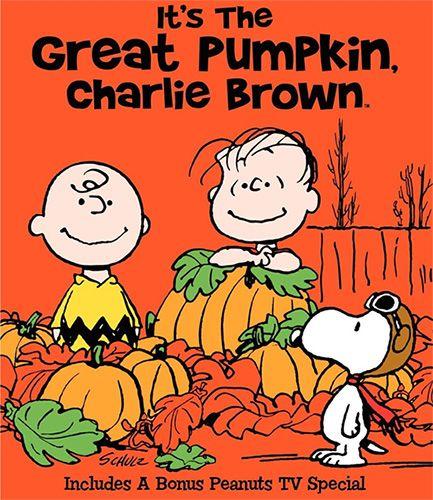 Ésta es la gran calabaza, Charlie Brown