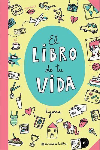 El libro de tu vida de Lyona