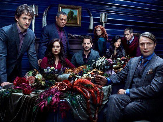 Foto promocional de Hannibal