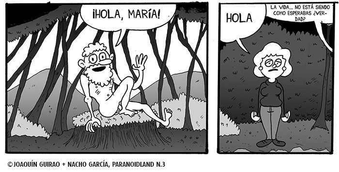 Muestra Sitcom infinita de Joaquín Guirao y Nacho García