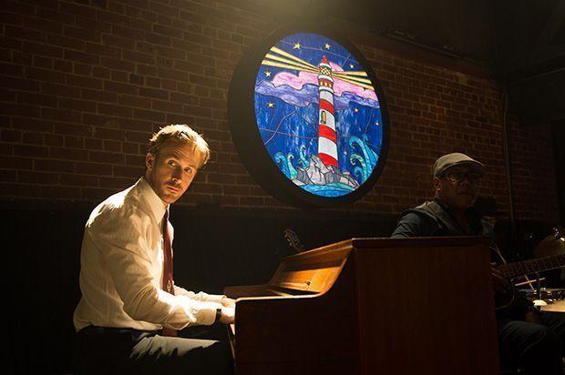 Ryan Gosling es un pianista