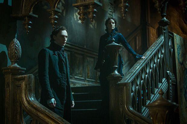 Tom Hiddleston y Jessica Chastain