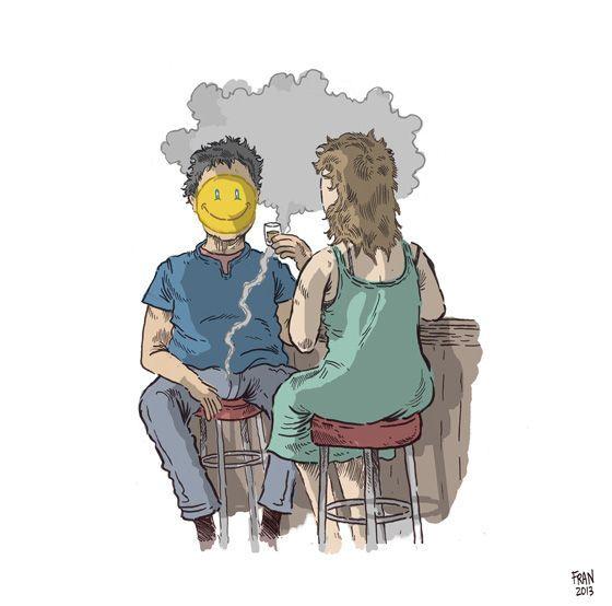ilustración de Fran Fernández