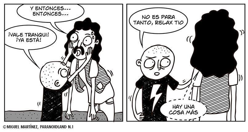 Muestra Pánico de By Martínez
