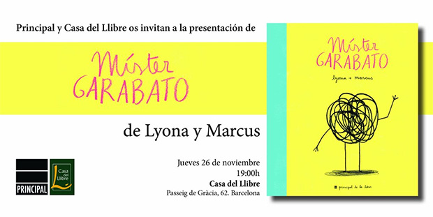 Presentación de Míster Garabato