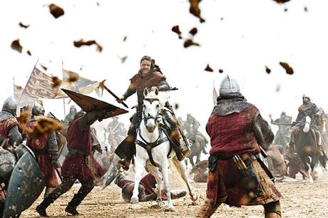 Fotograma de 'Robin Hood'