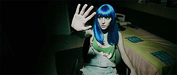 Sara G. interpreta el papel de una vlogger en Natalie_Net
