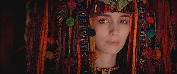 Rooney Mara es Tigrilla