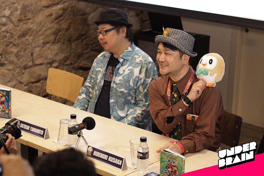Hidenori Kusaka y Satoshi Yamamoto