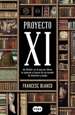 "Portada de ""Proyecto XI"""
