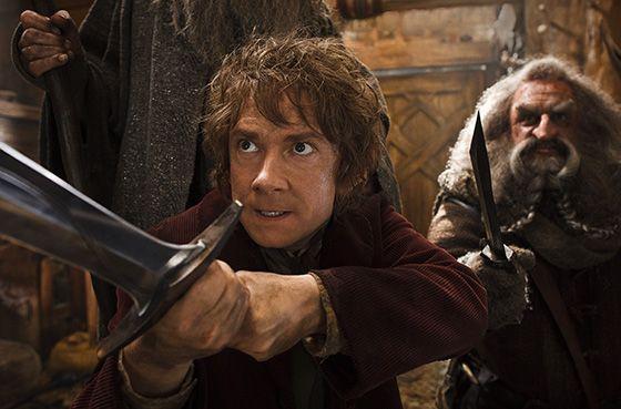 Fotograma de El Hobbit: La desolación de Smaug