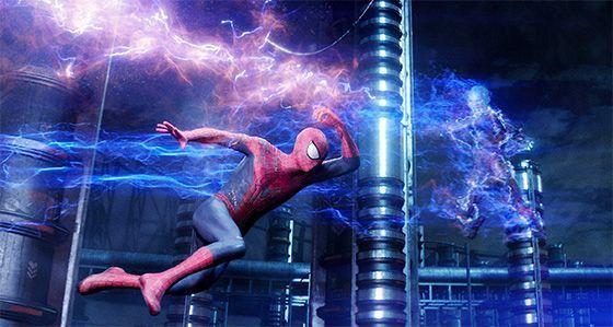 Fotograma de The Amazing Spider-Man 2: El poder de Electro