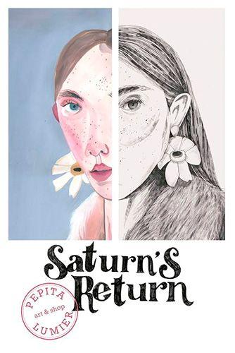 cartel de Saturn's return