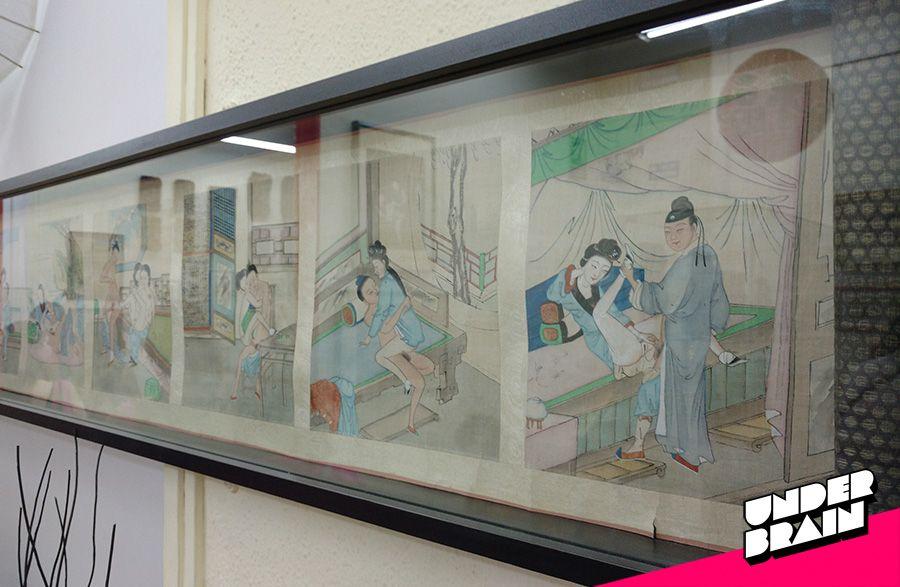 Japónn en el Museo de la erótica de Barcelona