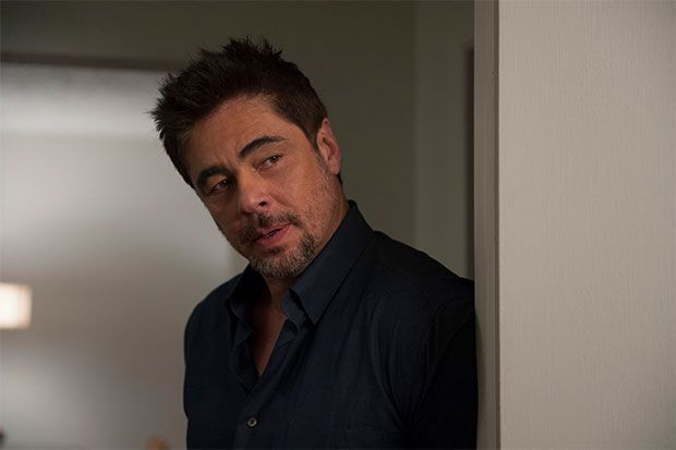 SICARIO. Alejandro (Benicio Del Toro)