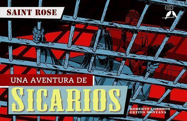 Portada de Sicarios: Saint Rose