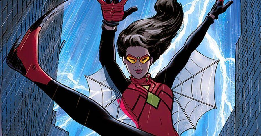 spider-woman Jessica Drew Javier Rodriguez