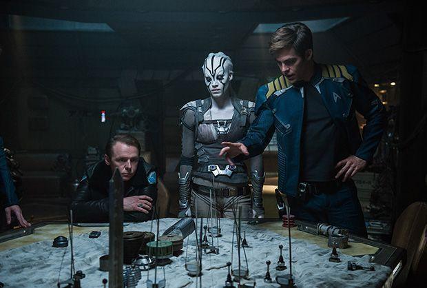 Fotograma de Star Trek: más allá