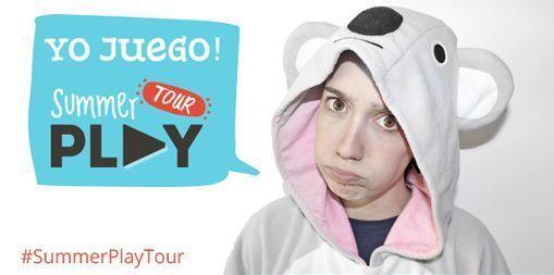 imagen de Koala Rabioso de Summer Play Tour