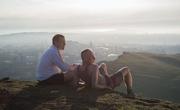 Renton y Spud en T2 Trainspotting