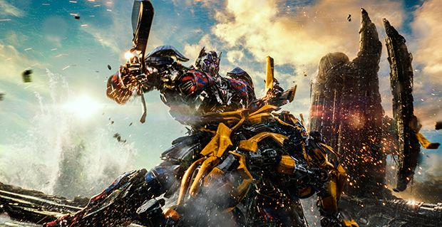 Fotograma de transformers: El último caballero