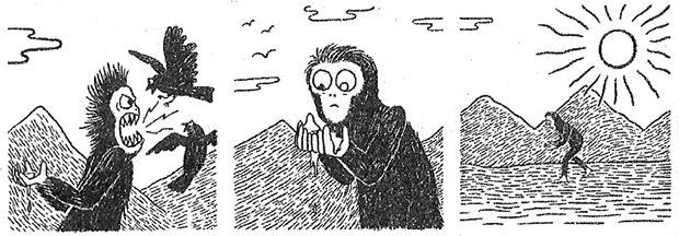 Viñetas de Jorge Parras