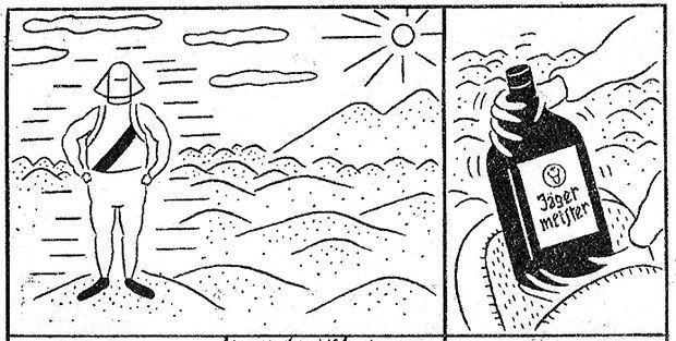 Viñetas de Sergi Puyol