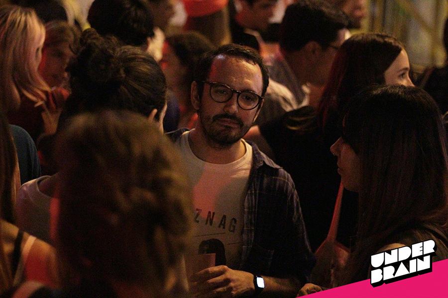 Pol Rodellar en la fiesta de Vice Festivales