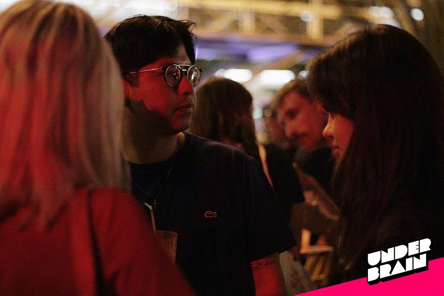 Más gente en la fiesta de Vice Festivales