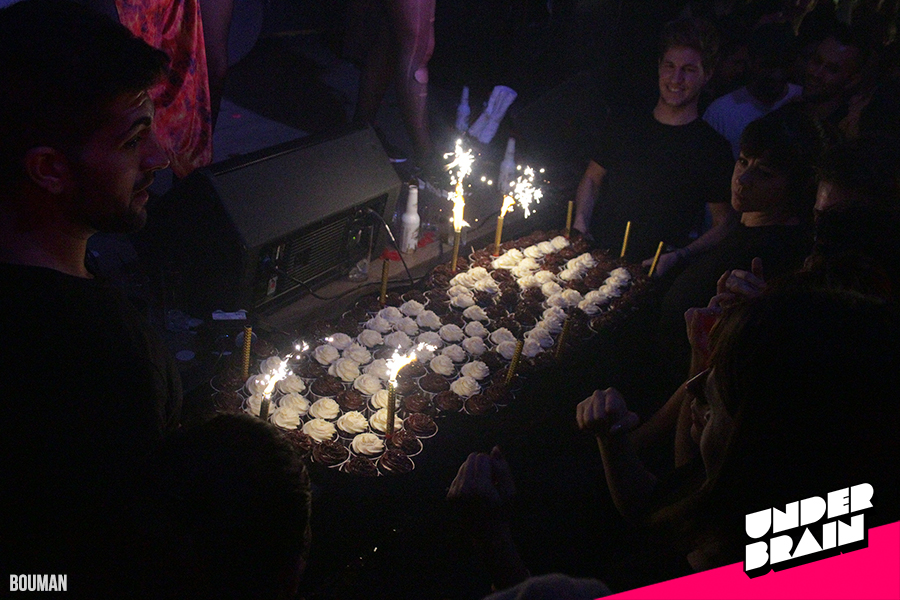 Cupcakes de #vice10