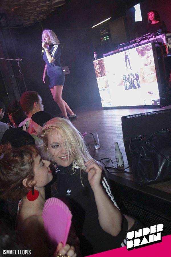 Miranda Makaroff con Daniela Blume #vice10