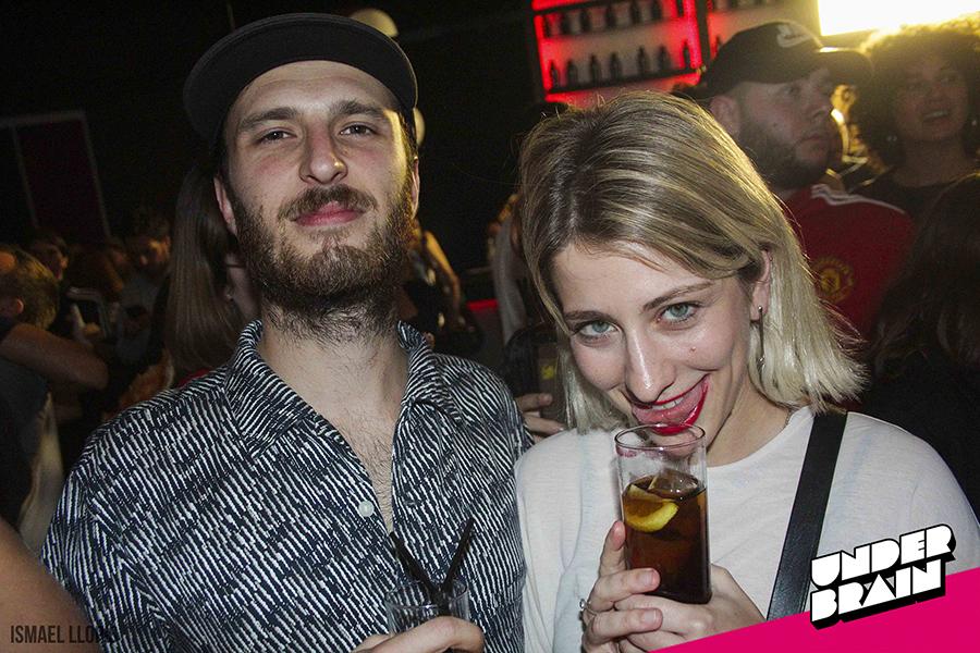 Pareja + bebida #vice10