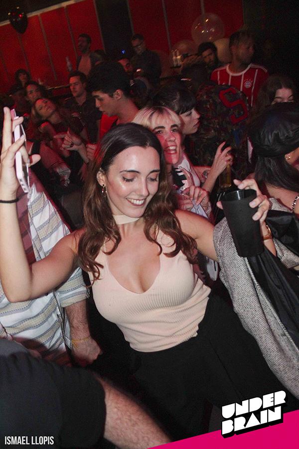 Chica bailando #vice10