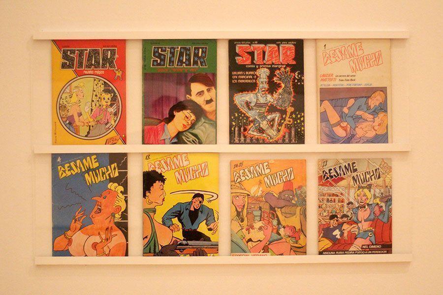 Publicaciones originales de los 60 y 70