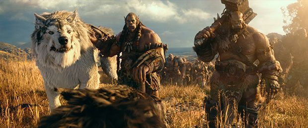 Fotograma de Warcraft