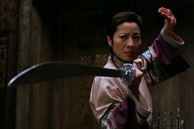 Yu Shu Lien, El tigre y el dragón